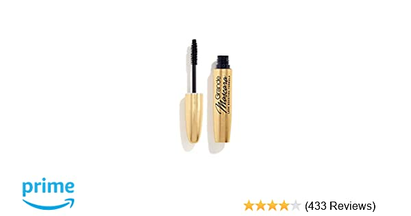 c8926f42fb4 Amazon.com: Grande Cosmetics Mascara, Black: Luxury Beauty
