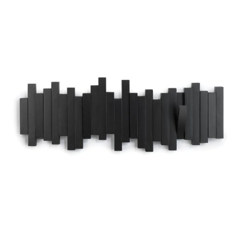 Umbra Sticks 5 Hook Wall Black product image