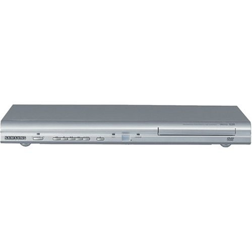 - Samsung DVD-P241 Progressive-Scan DVD Player
