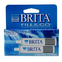 UPC 060258423723, Brita Fill & Go Replacement Filters