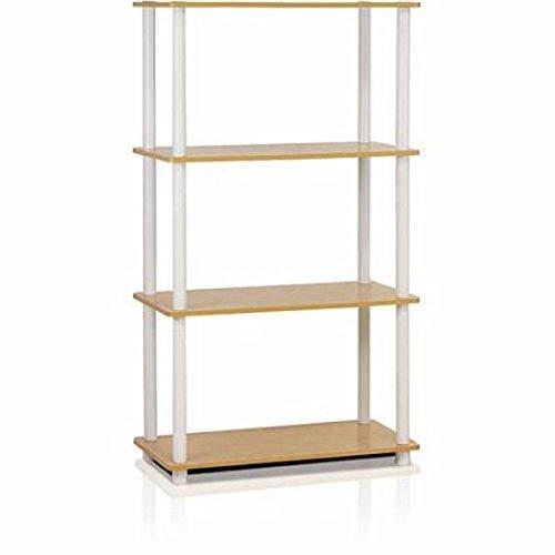 furinno-turn-n-tube-4-tier-corner-shelf-rack-multipurpose-display-beech-white