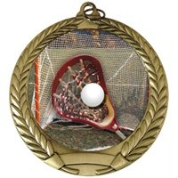 Engraved Lacrosse Medals Award 3-Pack by Express Medals