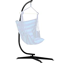 FDW Hammock Chair Stands Hanging Hammock Stands,C ...