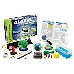 Alternative Energy and Environmental Science Global (Global Warming Experiments)