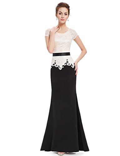 Ever Pretty - Vestido - Noche - para mujer negro