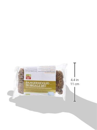 La Finestra Sul Cielo Pan Germinado de Centeno Cocido Al Horno - Paquete de 8 x 400 gr - Total: 3200 gr: Amazon.es: Alimentación y bebidas