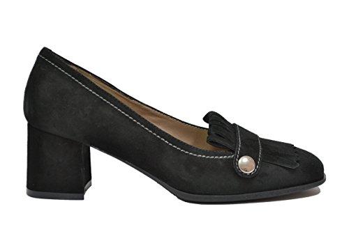 Melluso Decolte' scarpe donna nero M5231