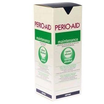 Perio-Aid Mundspülung 0.05% CHX - 500ml