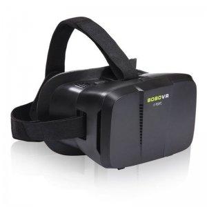 BOBOVR Z2 Virtual Reality VR Headmount Helmet 3D Glasses Black