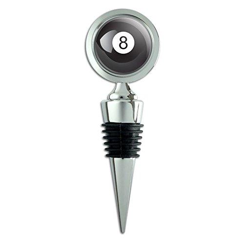 Eight Ball Pool 8 Ball Wine Bottle - Ball Liquor 8 Bottle