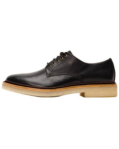 Frye Heren Luke Oxford Zwart
