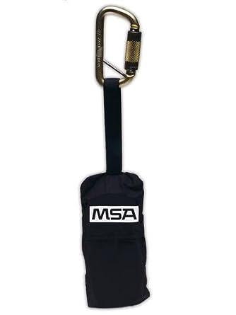 MSA - Paso de seguridad con mosquetón de suspensión Trauma ...