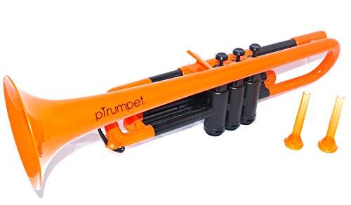 pBone PTRUMPET1O The Plastic Trumpet, Orange by pBone (Image #2)