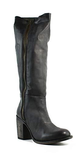 Freebird Women's Beau Riding Boot, Black, 8 M US by Freebird