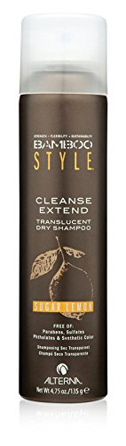 Bamboo Style Cleanse Extend Translucent Dry Shampoo, Sugar L