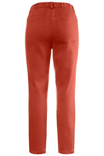 Grandes 686492 Femme Pantalon Ulla Clémentine Tailles Slim Confortable Jegging Popken p8nAEqawZx