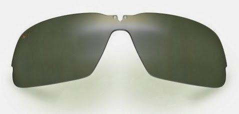 Maui Jim Switchbacks Replacement Lenses Maui HT, One Size - Men's