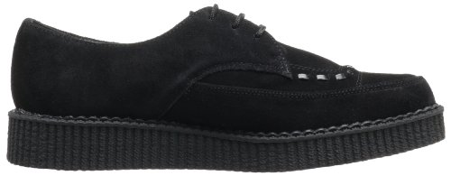 Tuk Unisex A8138 Creeper Oxford Nero