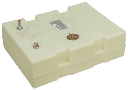 Moeller Marine 032512, Below Deck Permanent Fuel Tank, 12 Gallon - 24.50 in. L x 18.50 in. W x 9.75 in. H (Renewed)