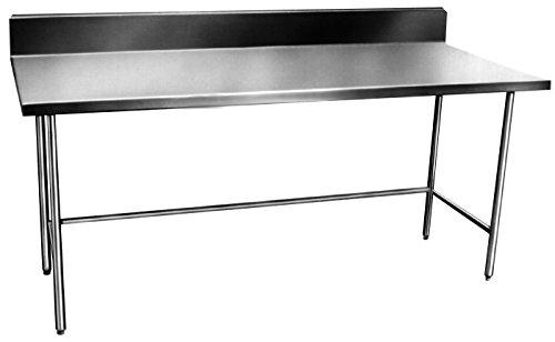 Winholt DTBB-3036 Foodservice and Design - 3036 Work Table Backsplash Shopping Results