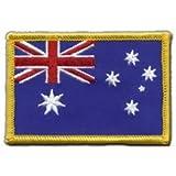 Aufnäher Patch Flagge Australien - 8 x 6 cm