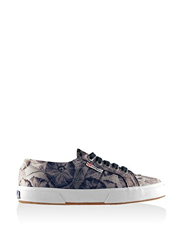 Sneaker Chaussons Mixte 2750 Bleu Fabricw Adulte Superga Vanity WUORWc