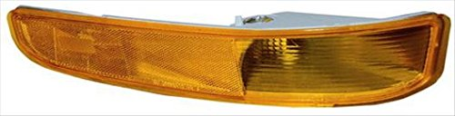 OE Replacement Parking//Side Marker Light BUICK PARK AVENUE 1997-2005 Multiple Manufacturers GM2521157C Partslink GM2521157