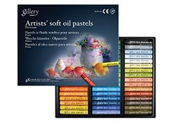- Mungyo Gallery Soft Oil Pastels Set of 48 - Assorted Colors
