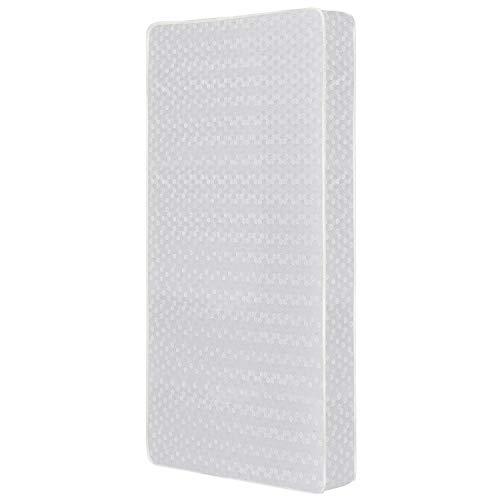 31PW39EXWKL - Dream On Me, Orthopedic Firm Foam Standard Crib Mattress, White, Full (5E5WL)