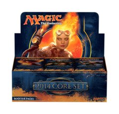 Magic the Gathering (Spanish) M14 Magic 2014 Booster Box by Wizards of the Coast