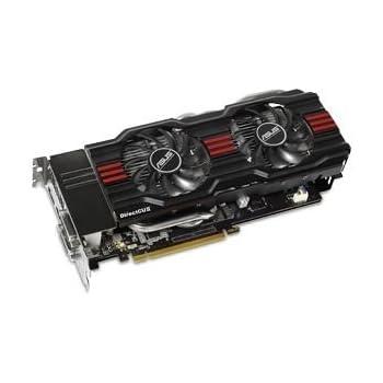 ASUS GeForce GTX 670-DC2-2GD5 VGA  - 2GB GDDR5 - GPU Tweak - PCIE 3.0 Graphics Card Graphics Cards GTX670-DC2-2GD5