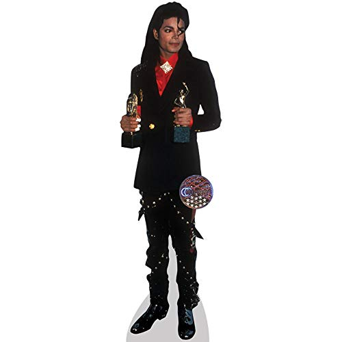 Michael Jackson (Awards) Life Size - Jackson Mask Michael