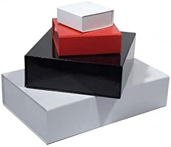 Comptoir de l Emballage – 10 cajas a montar tres qualitatives de ...