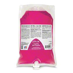 Betco 75029-00 Clario Pink Foaming Skin Cleanser - 1000 mL Bag, ()