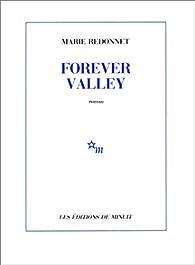 Forever Valley par Marie Redonnet