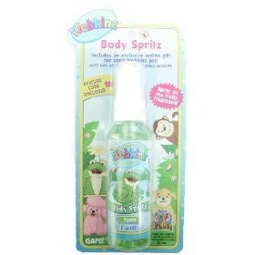 Webkinz Apple Body Spritz perfumed spray 661371037639