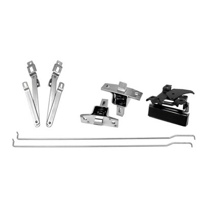Goodmark Tailgate Linkage Kit for Chevy Blazer, C10 Panel, C20 Panel, K20, Pickup