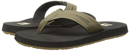 Pictures of Quiksilver Youth Monkey Wrench Flip-Flop (Little 4