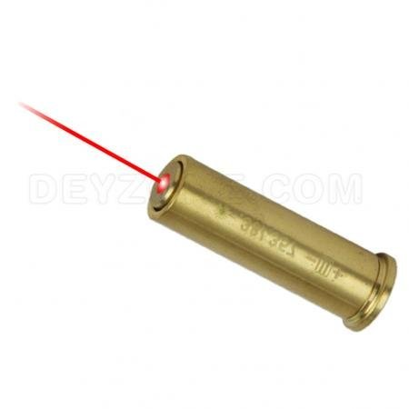 .357 357 Mag Laser Boresight Cartidge Laser Bore Sighter ()
