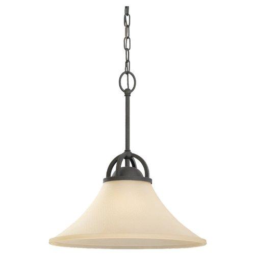 375BLE-839 Somerton 1-Light Pendant in Blacksmith (Somerton Pendant Light)