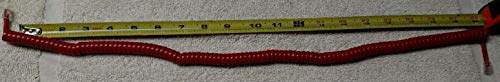 Buy western electric phone cord red