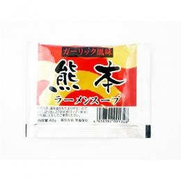 Japanese Instant Noodles Kumamoto Ramen Garlic Pork Bone Soup 10 Packs