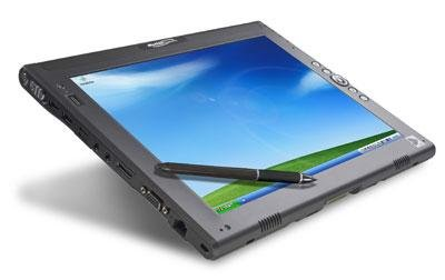 POSRUS Antiglare Touch Screen Protector for Motion Computing LE1600 Tablets