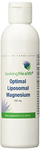 Liposomal bis glycinate Formulated Seeking Health