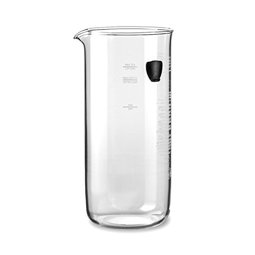 Espro Replacement Glass Carafe for Espro P5 18 oz and Espro P3 18oz (Espro French Coffee Maker 18 Oz compare prices)