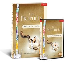 The Prophets: Messengers of God's Mercy Starter Pack 5-DVD Set & Study Guide by ASCENSION PRESS