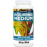 DecoArt Pouring Medium, 16 Ounce