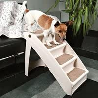 Pet-Bliss - Escalera para perros (39 x 50 x 61 cm): Amazon.es: Jardín