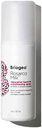 Shampoo & Conditioner: Briogeo Rosarco Leave-In Conditioning Spray