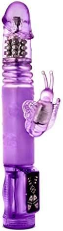 B-Ü'T'Terfly Stroker Mini Hot Purple